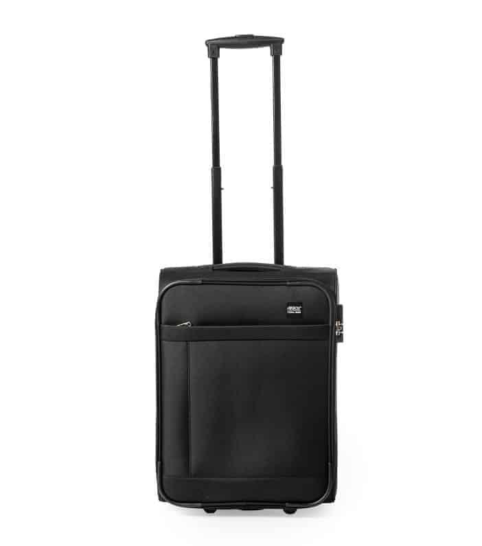 Tidsmæssigt Kabinekuffert » Se de mest populære håndbagagekufferter ⇒ QG-42
