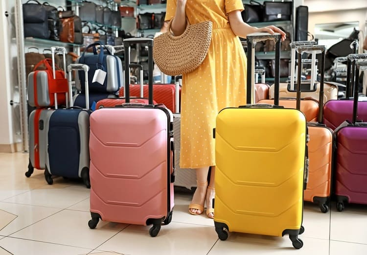 Find en billig kuffert online