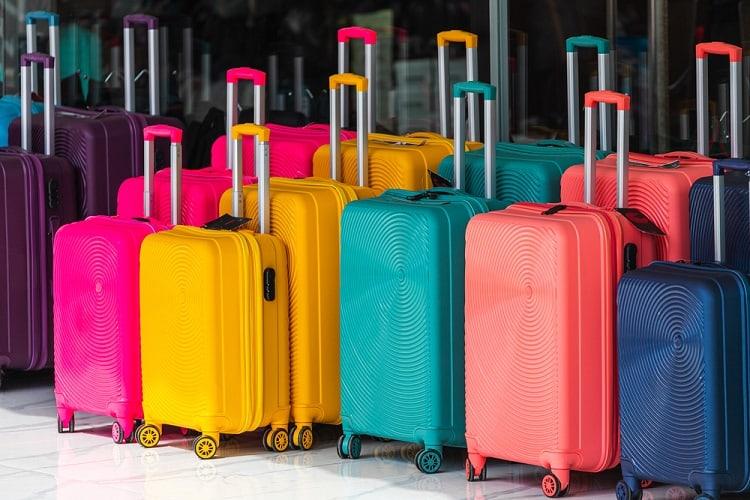 Håndbagagekuffert eller ej