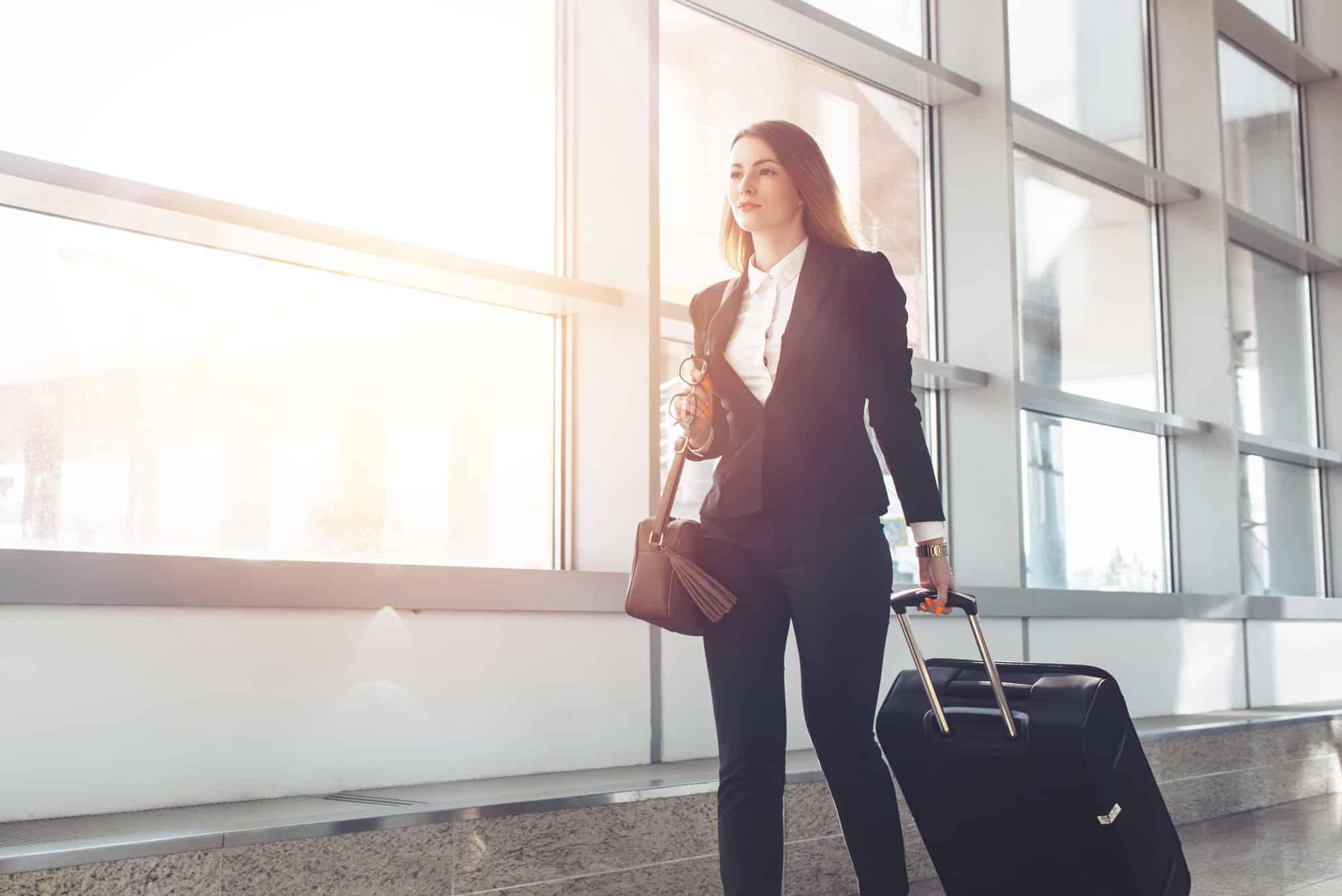 letvægtskuffert - kufferter der ikke vejer meget