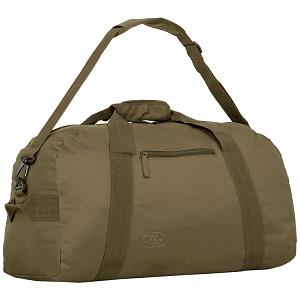 Smart og klassisk grøn Cargo duffelbag (65 liter)