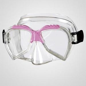 Ari dykkerbriller med næse til børn 4 til 12 år