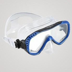 Compass dykkermaske i Blå/sort