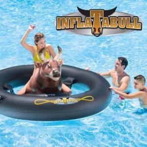 Gigantisk Instabull Pool float