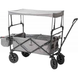 Babytrold Sammenklappelig Trækvogn Med Tag