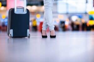 Delsey kuffert