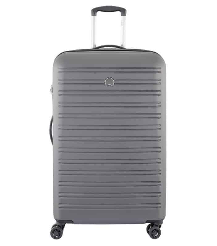 grå delsey segur kuffert