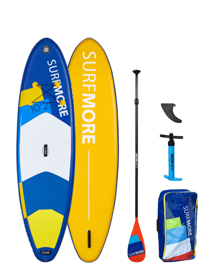 SURFMORE SUP Board ALLROUND 10'2