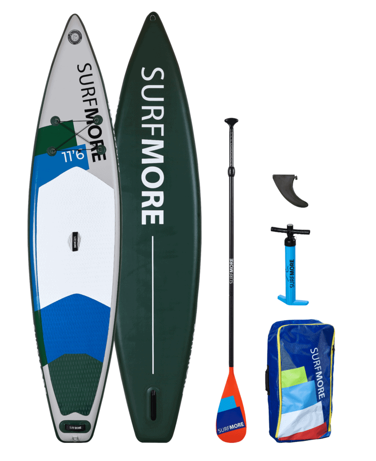 SURFMORE SUP Board Air Touring 11'6