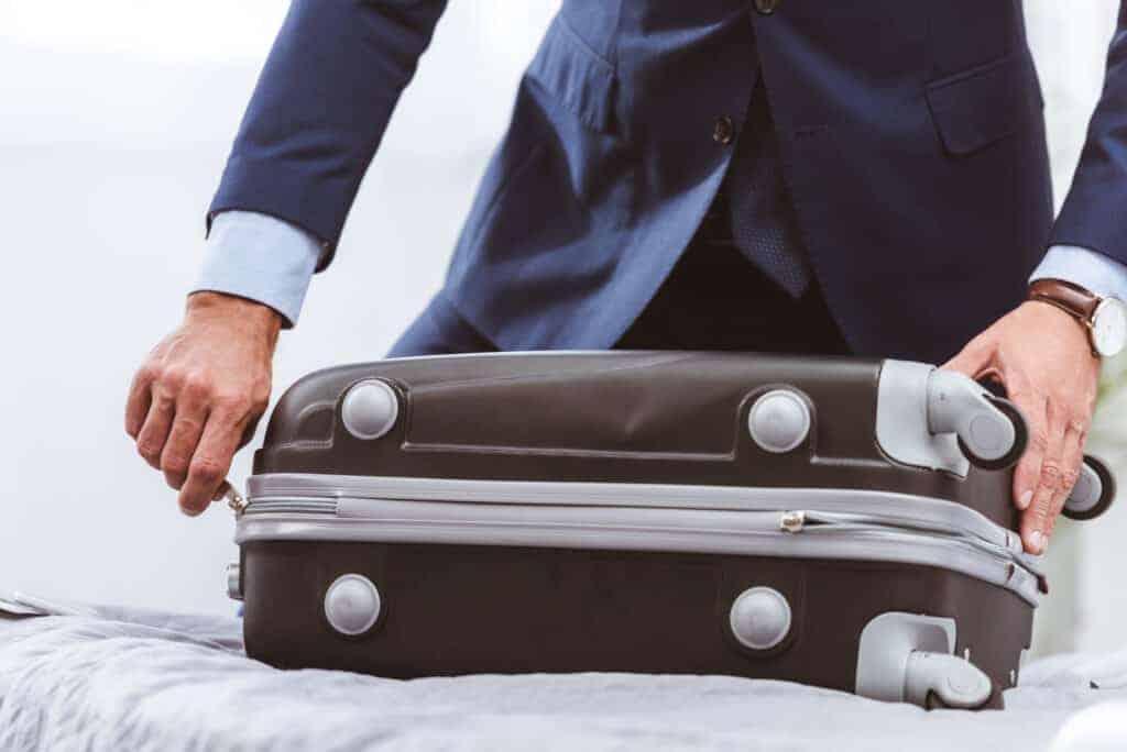 kuffert tilbud