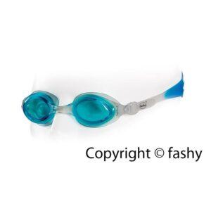 Fashy svømmebrille - Dolphin S (lyseblå)