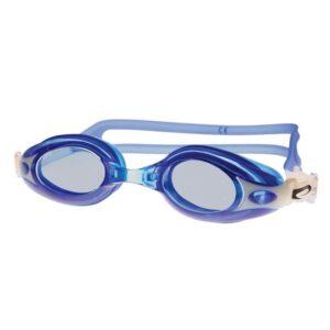 Spokey svømmebrille - Tide (blå, hvid)