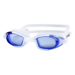 Svømmebrille, Marea Junior - hvid, blå (Aqua-Speed)
