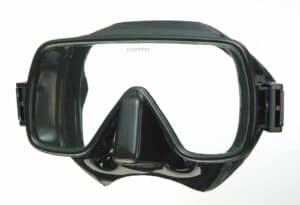 Blue dykkerbriller Frameless Klar