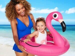 Flamingo Badering Baby