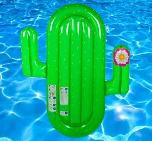 Oppustelig Kaktus Luftmadras