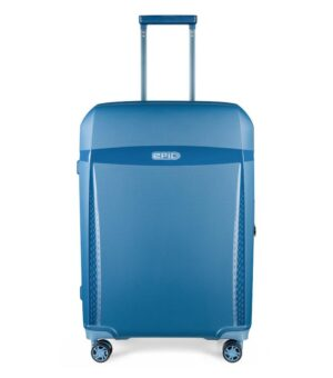 Epic Zeleste Blå Kuffert - Mellem - 66 cm