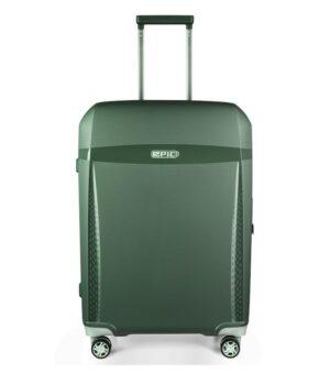 Epic Zeleste Grøn Kuffert - Mellem - 66 cm