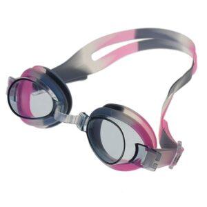 Spokey svømmebrille - Jellyfish (grå, lyserød)