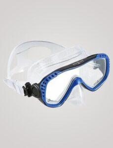 Compass dykkermaske i Blå/sort (Voksne)