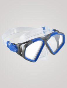 Hawkeye dykkermaske i blå