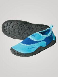Beachwalker badesko til drenge - Blå