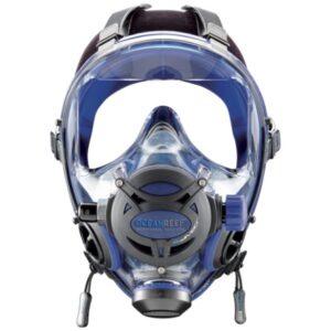 Oceanreef G Divers Fullface dykkermaske (professionelt valg)
