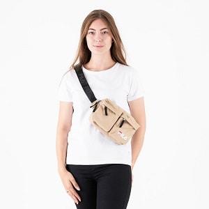 FILA Canvas waistbag