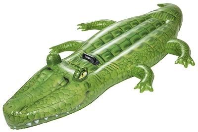 Krokodille badedyr til børn