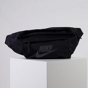 Smart Nike bæltetaske 3 rum med lynlåslukning